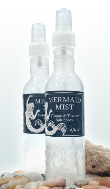 Introducing Mermaid Mist Volume & Texture Salt Spray!