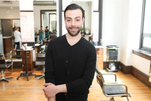 Hair & Makeup Artist Constantine Theodoratos