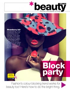 "Glamour South Africa - ""Block Party"" November 2012"