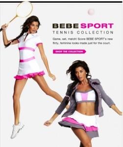 Bebe Sport JMorgan