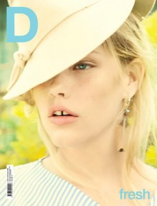 dmodecover feat. Ashley Smith Hair & Makeup by Alice An