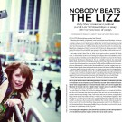 Lizz Winstead in BUST Magazine Jul 2012